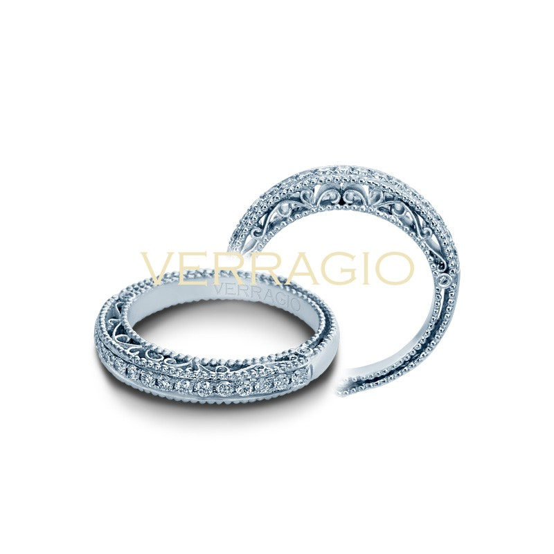 Verragio Venetian Collection Diamond Weding Band AFN-5002W-1