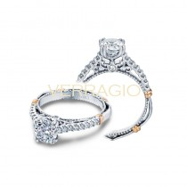 Verragio Parisian Collection Engagement Ring D-103S-GOLD