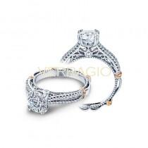 Verragio Parisian Collection Engagement Ring D-108-GOLD