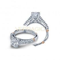 Verragio Parisian Collection Engagement Ring D-113-GOLD