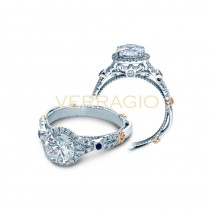 Verragio Parisian Collection Engagement Ring CL-DL-109R