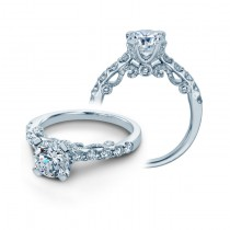 Verragio Prong-Set Diamond Engagement Ring