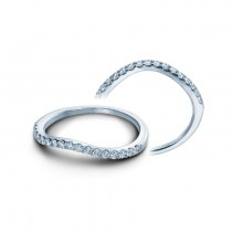 Verragio Insignia Collection Diamond Weding Band INS-7010W