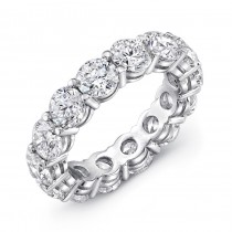 Uneek Platinum Diamond Eternity Band - ETRB500
