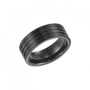Triton 8mm Tungsten Carbide Comfort Fit Band 11-01-2319