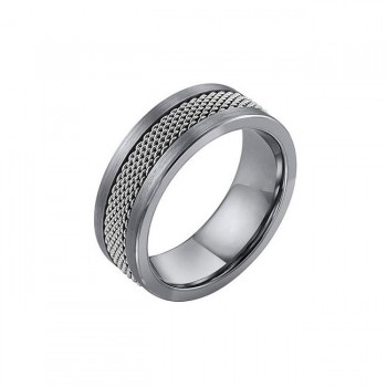 Triton 8mm Tungsten Carbide Comfort Fit Band 11-01-3215