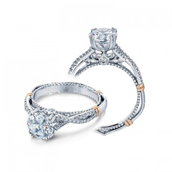 Verragio Twist Engagement Ring