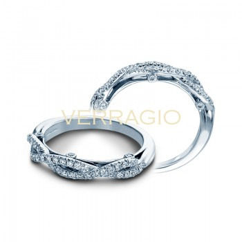 Verragio Insignia Collection Diamond Weding Band INS-7050W