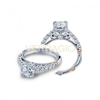 Verragio Parisian Collection Engagement Ring D-103L-GOLD