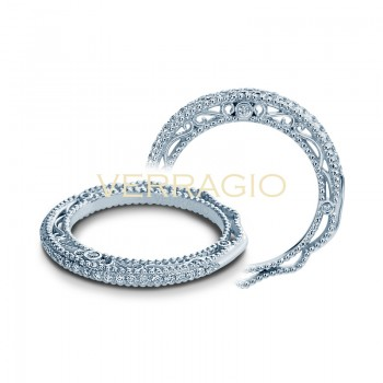 Verragio Venetian Collection Diamond Weding Band AFN-5007W-4