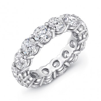 Uneek Platinum Diamond Eternity Band -ETRB300